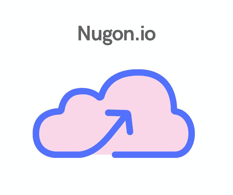nugon website design